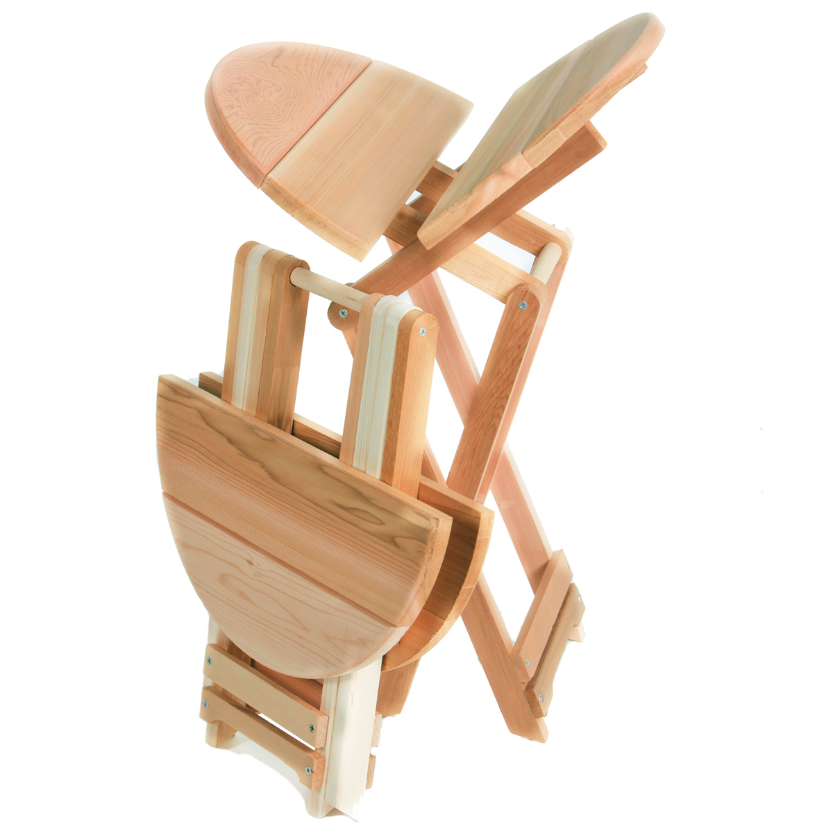 Adirondack Folding Chairs And Tables By All Things Cedar