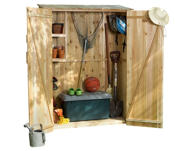 Garden Hutch And Storage Shed Kits By All Things Cedar